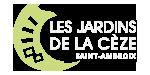 Logo Les jardins de la Céze
